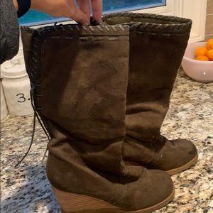 Refuge Mid-calf boots